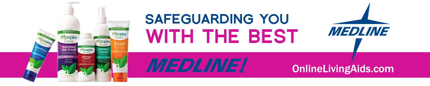 Safeguarding you with the best, Medline!